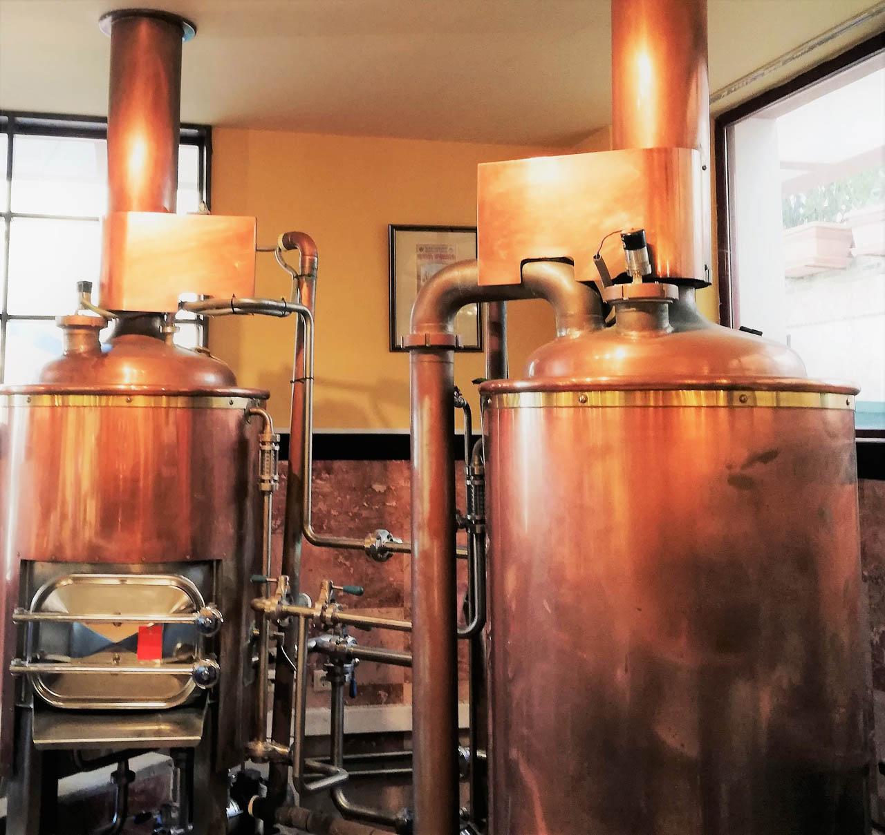 dakota beer brewery tanks
