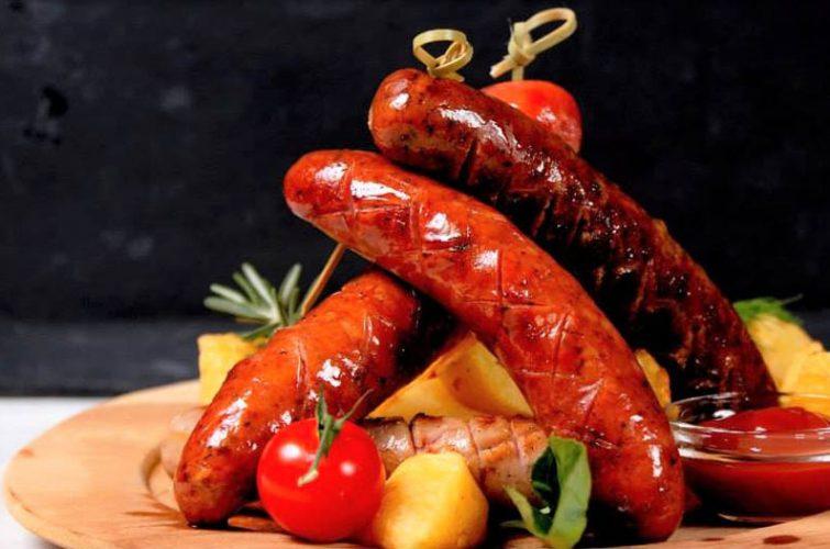 Grilled sausages beer menu athens beer pubs southern suburbs dakota beer pub ilioupoli argyroupoli elliniko region - 2