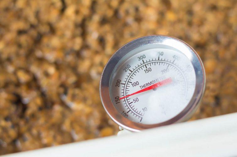Thermometer dakota brewery beer tank dakota beer pub argyroupoli - 5
